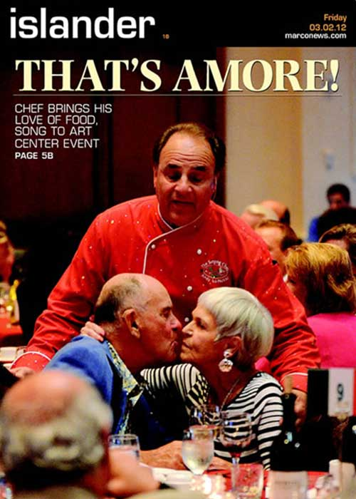That's Amore Islander Article