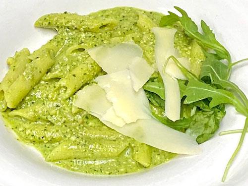 Salsa Di Noci<br />Walnut Pesto with Ricotta Cheese