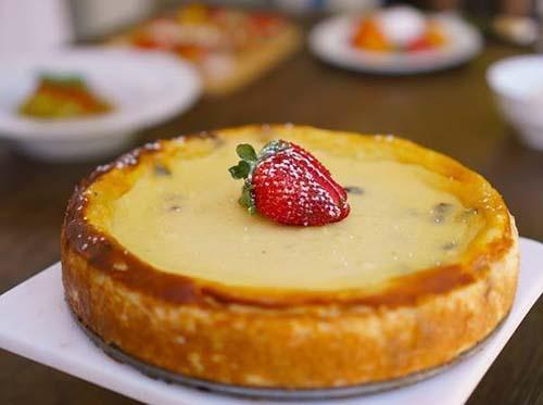 Nona Grace's Sicilian Ricotta Cheesecake