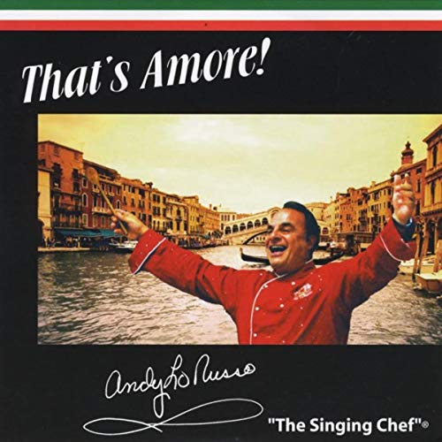 Andy LoRusso That's Amore Front Cover